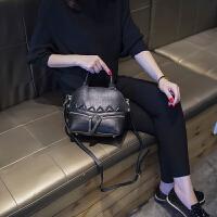 2018新款韩版贝壳包潮流手提女包时尚小包包单肩包百搭复古斜挎包