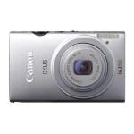 【当当自营】 Canon 佳能 IXUS125 HS 数码相机 银色