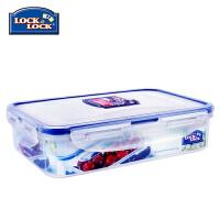 乐扣乐扣普通型塑料保鲜盒长方形 800ml HPL816