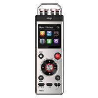 包邮支持礼品卡 爱国者 R6633 录音笔 专业 PCM 高清 S.DSP智能降噪 远距 迷你 插卡 MP3 播放器