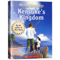 孤岛上的红毛猩猩 英文原版小说 Kensuke's Kingdom 岛王英文版 战马作者 现货正版进口英语书籍