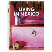 Living in Mexico 生活在墨西哥 居住室内设计 室内装饰 装修装潢 室内空间设计书籍