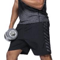 运动短裤男速干薄款休闲宽松大码五分裤跑步健身马拉松训练裤