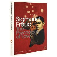 现货正版 The Psychology of Love 爱情心理学 英文原版 弗洛伊德心理学文集 英文版进口英语书籍