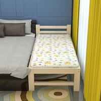 床加��加�L拼接��木松木床�稳穗p人床榻榻米床 床板定制 其他 箱框�Y��