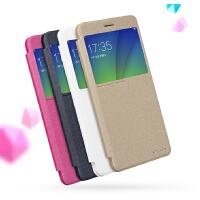 耐尔金 OPPO R9s 手机壳 oppo r9s plus 手机套 保护套5.5寸 视窗套 翻盖 皮套 6.0寸