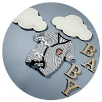 新生儿连体衣春秋夏季空调服0-3个月4婴儿系带开衫爬爬服纯棉哈衣