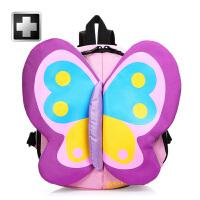 瑞士军刀儿童书包可爱蝴蝶款包包小书包SWK1001B