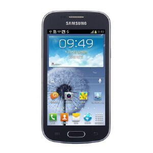 【当当自营】 SAMSUNG三星 S7566 3G手机 智能手机 WCDMA/GSM 双卡双待(金属蓝)