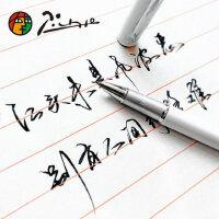 毕加索钢笔916美工弯尖弯头成人女式男士学生用书法练字手绘笔商务速写签名签字专用硬笔礼盒装*定制刻字
