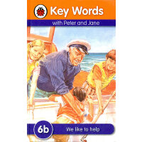 Key Words: 6b We like to help 关键词6b:助人为乐 ISBN 9781409301240