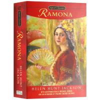 Ramona 蕾蒙娜 英文原版小说 Helen Hunt Jackson 英文版 现货正版进口英语书籍