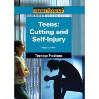 【预订】Teens: Cutting and Self-Injury