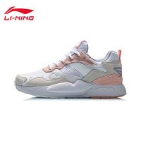 李宁休闲鞋女鞋2020新款光荣2020稳定鞋子时尚经典低帮运动鞋