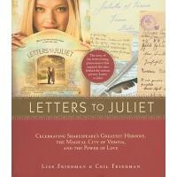 【预订】Letters to Juliet Celebrating Shakespeare's Greatest He