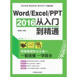 Word、Excel、PPT2016从入门到精通