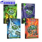 英文原版 The 39 Clues Unstoppable系列 4册 39条线索 儿童章节小说 8-12岁 探险小说