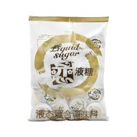 台湾恋牌白糖球 果糖球 原味糖浆 咖啡调味果糖好伴侣 10mlX20粒
