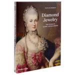 Diamond Jewelry 钻石珠宝 700年的荣耀和魅力 珠宝设计书籍