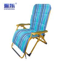 躺椅折叠椅午休椅休闲椅 办公室午睡椅加宽孕妇老人椅阳台椅