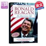 【中商原版】美国生活 英文原版An American Life 罗纳尔多 里根 美国前任总统 里根自传