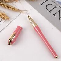 毕加索 PS-986女士钢笔 珍珠红 笔杆 笔尖0.38mm 艾琳系列 生日礼物 成人商务办公用学生练字书法墨水笔 礼