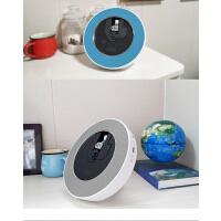 熊猫CD-66蓝色 蓝牙dvd机影碟机便携式家用VCD/CD光盘儿童视频播放器一体放碟片的英语学生充电读碟机壁挂多功能