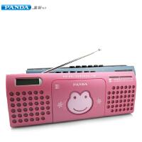 熊猫F237磁带机复读机学生英语学习教学用卡带单放机播放机录放收录收音机小学生初中生儿童放磁带的便携老式
