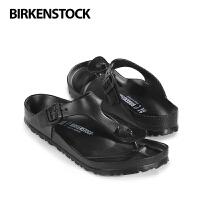 BIRKENSTOCK/勃肯 Gizeh EVA regular黑色人字拖男女情侣款 平底露趾凉鞋拖鞋 沙滩鞋 户外散步鞋