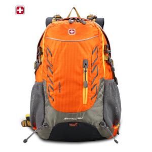 瑞士军刀双肩包大容量户外包登山包旅行包时尚背包潮HW5010