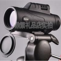 BIJIA广角10X42单筒望远镜高倍高清夜视袖珍望眼镜非红外1000倍