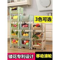 厨房置物架收纳架用品家用大全玩具蔬菜落地多层架子多功能篮子筐
