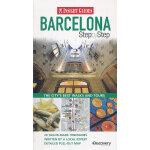 Insight Step by Step Barcelona(ISBN=9789812588418) 英文原版