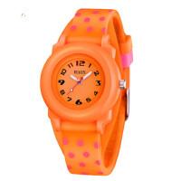儿童手表女孩男孩防水夜光小学生手表少女童时尚韩版石英手表