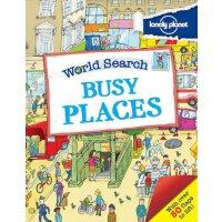 World Search Busy Places繁忙的地方(LP孤独星球找找看系列)ISBN9781743219195