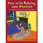 【预订】Fun with Puzzles and Prayers: A Catholic Kid's Activity