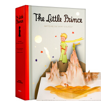 【中商原版】小王子 豪华立体书正版 英文原版 The Little Prince Pop-Up