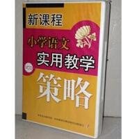 新课程小学语文实用教学策略 专家团6VCD