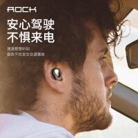 智能磁吸无线充电车载蓝牙耳机带双USB充电器苹果8 XS MAX XR配件