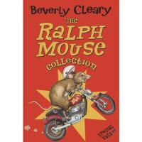 The Ralph Mouse Collection (The Mouse and the Motorcycle/Runaway Ralph/Ralph S. Mouse)《老鼠拉尔夫》3册