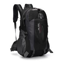 户外登山包40L防水运动背包男女双肩包旅行旅游书包新品 40升