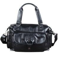 户外男士包包单肩斜挎包时尚潮流手提包男包韩版休闲旅行皮包