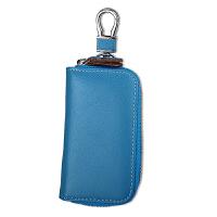 【下单立减30】茉蒂菲莉 钥匙包 男士皮钥匙包拉链多功能汽车钥匙包女商务汽车锁匙包