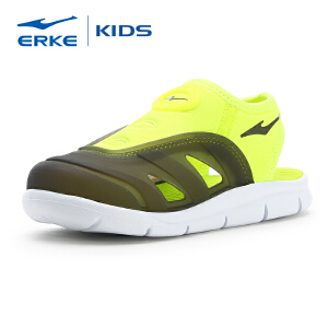 【全场!每满100减50】鸿星尔克童鞋儿童运动鞋男童鞋女童鞋儿童鞋男童凉鞋包头儿童沙滩鞋小童鞋儿童凉鞋