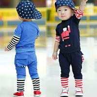 *儿童装 男童卫衣套装
