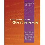 【预订】The Power of Grammar: Unconventional Approaches to the