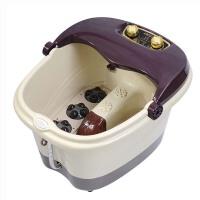 足浴器360D旋转按摩电动足浴盆按摩器LY-816足浴盆足浴器洗脚盆全自动加热按摩电动泡脚