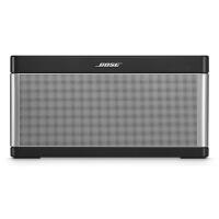 【当当自营】Bose SoundLink 蓝牙扬声器III 银灰色 无线音箱/音响