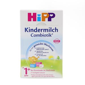 【当当海外购】德国进口Hipp BIO喜宝益生菌奶粉1+段(1周岁以上宝宝)600g