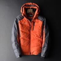 好货 强悍加厚蓬松男户外高寒羽绒服滑雪服防风保暖*有大码新品